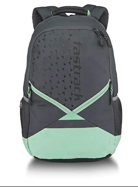 Fastrack 45.7 cms Green Casual Backpack  A0754NGR01
