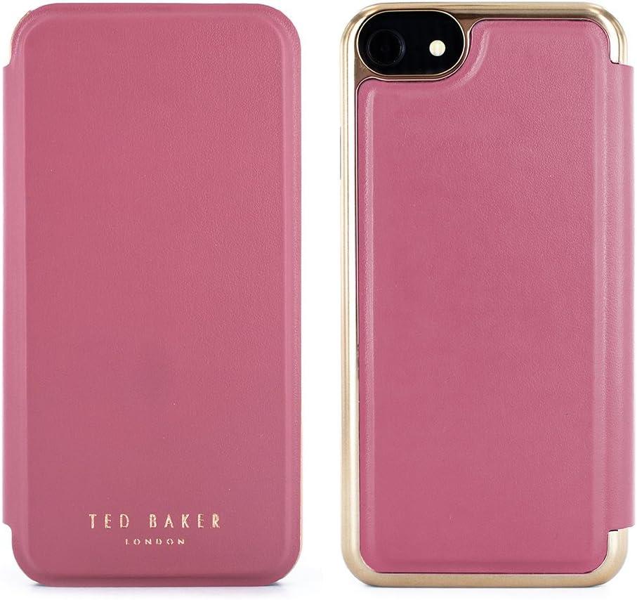 Ted Baker 886075059729 AW18 - Carcasa para iPhone 8 y 7 (Efecto Espejo, función Shannon): Amazon.es: Electrónica