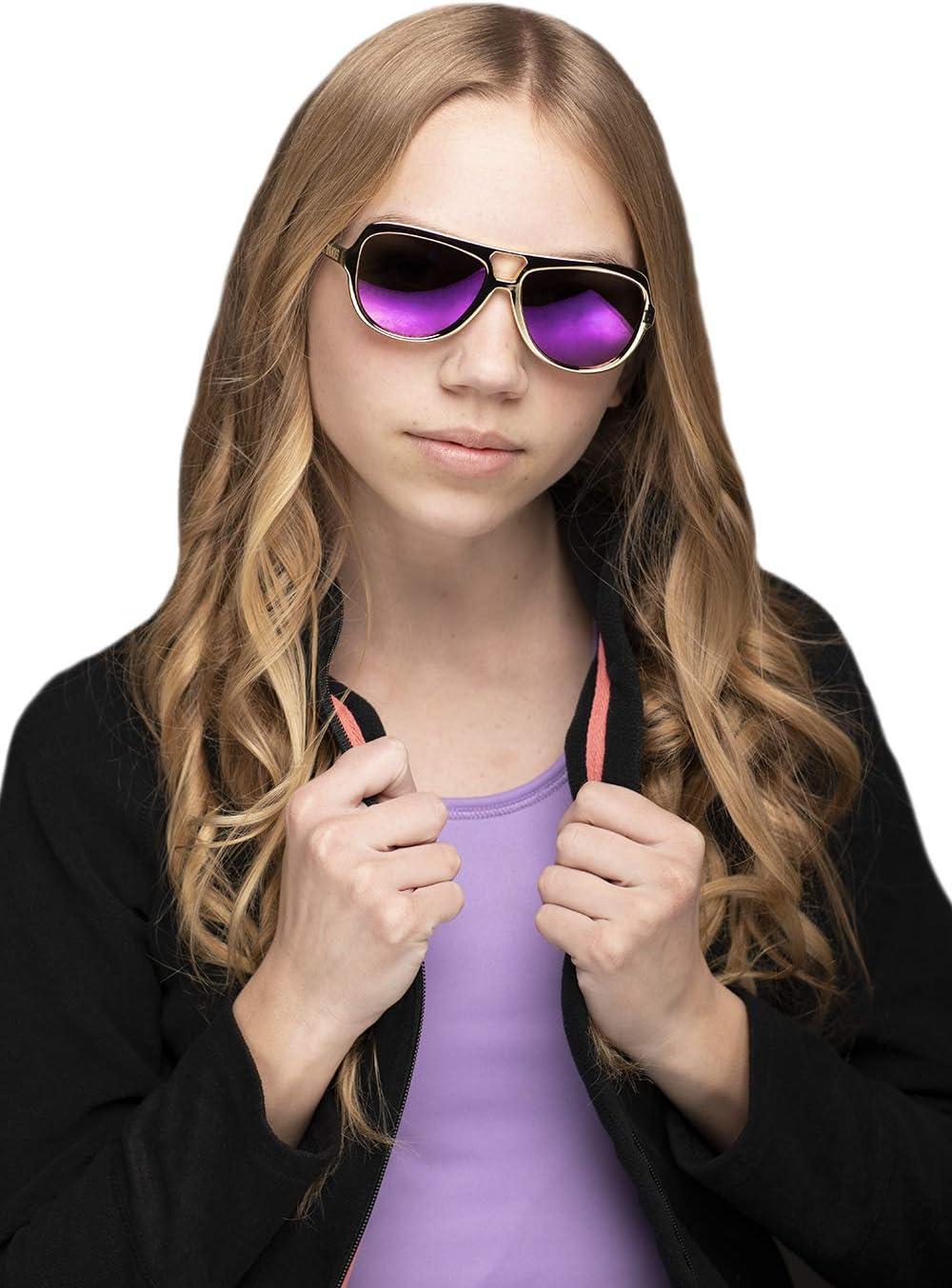 Licensed WWE Sasha Banks Kids Shades UV Protection Child Size Arkaid Sunglasses
