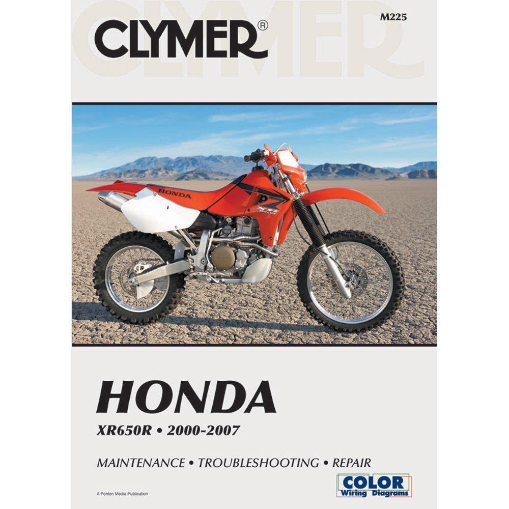 Amazon.com: 2000-2007 Honda XR650R CLYMER MANUAL HONDA XR650R 2000-2007,  Manufacturer: CLYMER, Manufacturer Part Number: M225-AD, Stock Photo -  Actual parts ...