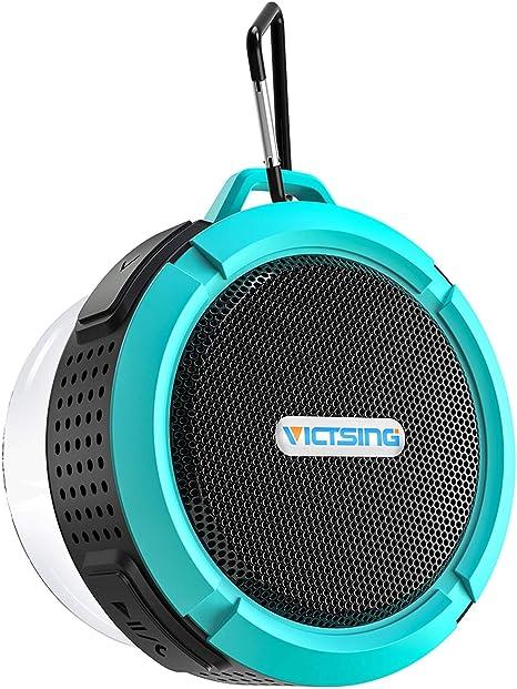 Bluetooth Shower Speaker   Waterproof, Portable, Outdoor