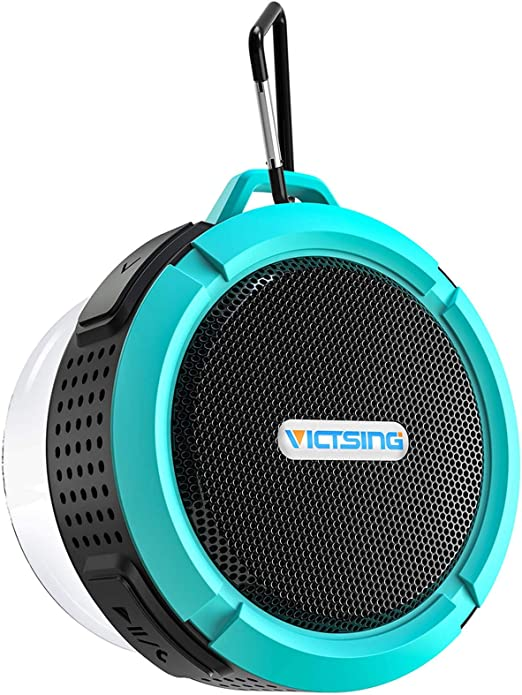 Amazon.com: Bluetooth Shower Speaker, VicTsing C10 Waterproof