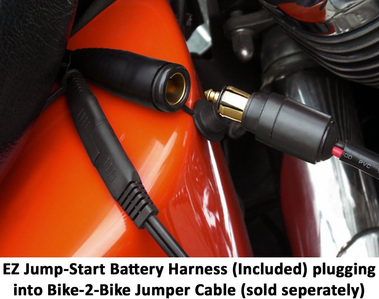 1 Pack EKLIPES EK1-110 Cobra Chrome Ultimate Motorcycle USB Charging System