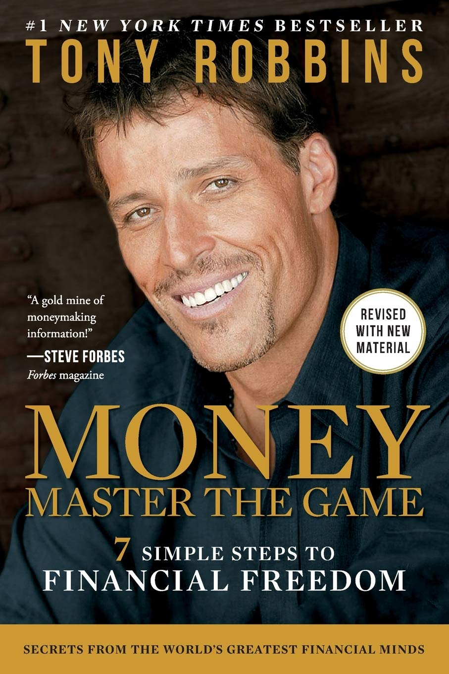 MONEY Master the Game: 7 Simple Steps to Financial Freedom: Robbins, Tony:  8601423537887: Amazon.com: Books