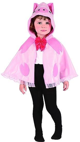 Disfraz de cerdito niña - De 1 a 2 años: Amazon.es: Juguetes y juegos