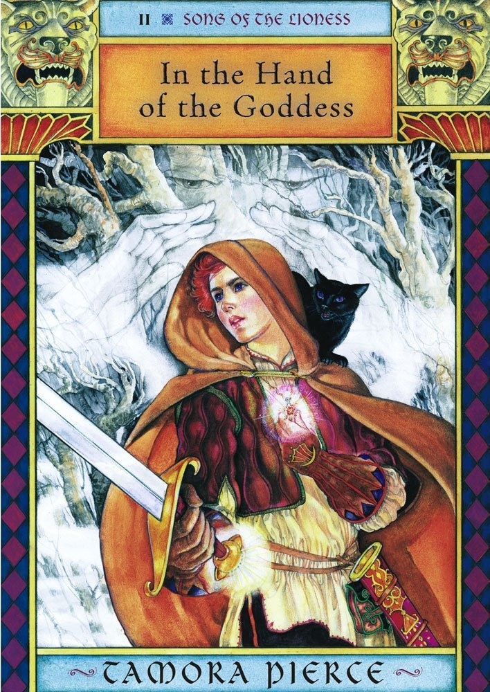Read Online In the Hand of the Goddess pdf epub