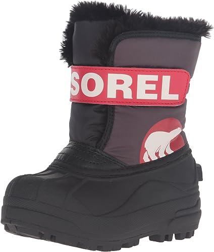 Sorel Childrens Commander Snow Boot