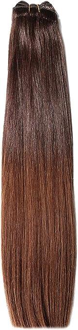 Beauty Works Gold Double Weft 20 Brazilian Balayage Human Hair Extensions Amazon Co Uk Luggage