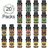 Innoo Tech Essential Oils Set, 20 Blends, Pure Lavender, Eucalyptus, Lemon, Lemongrass, Sweet Orange, Tea Tree…