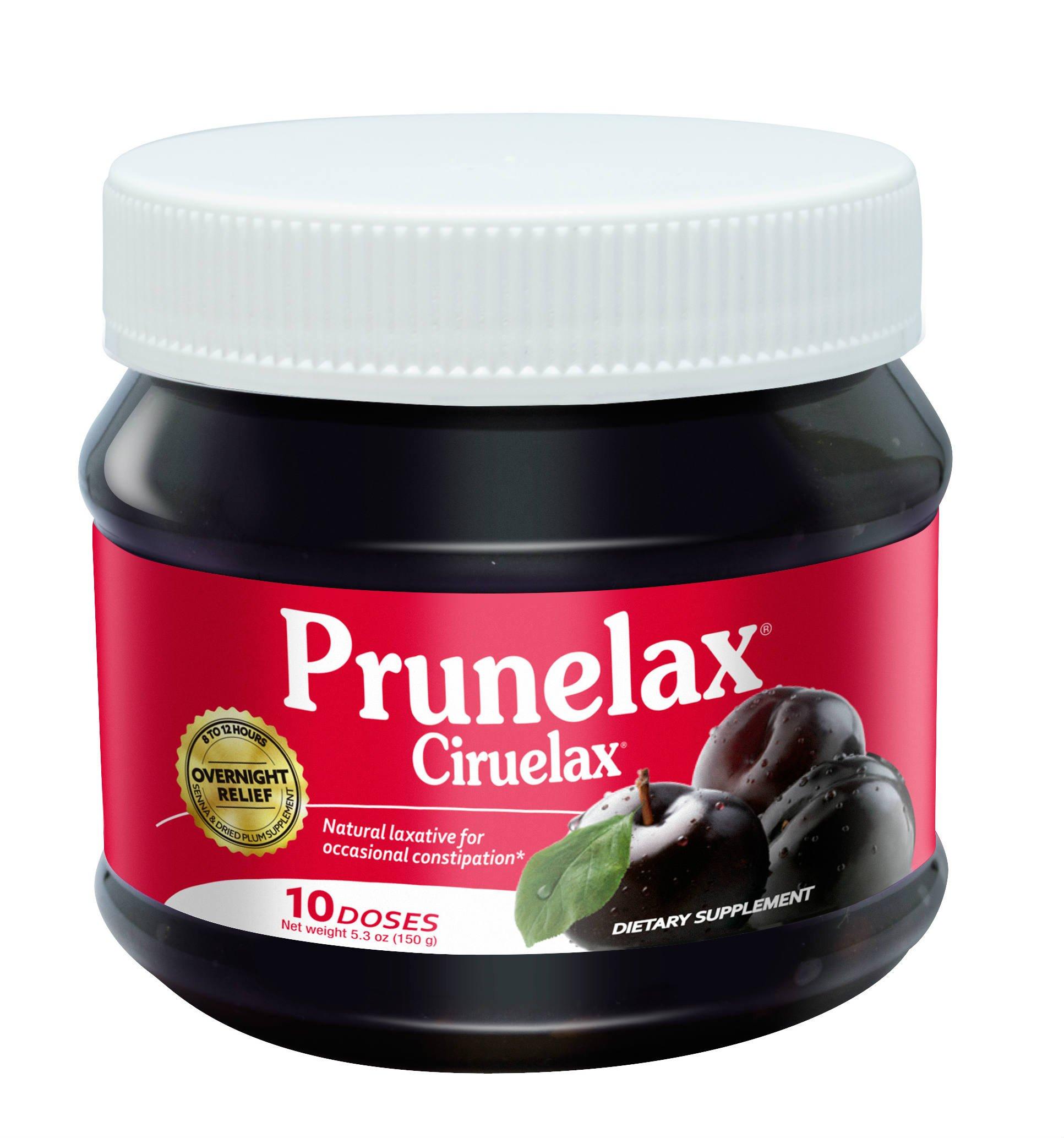 Prunelax Jam, 0.38 Pound