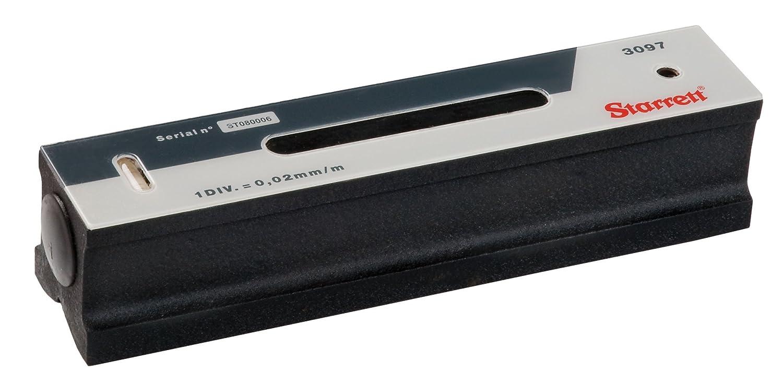 Starrett 3097Z - Nivel De Precision 200 Mm. Starrett