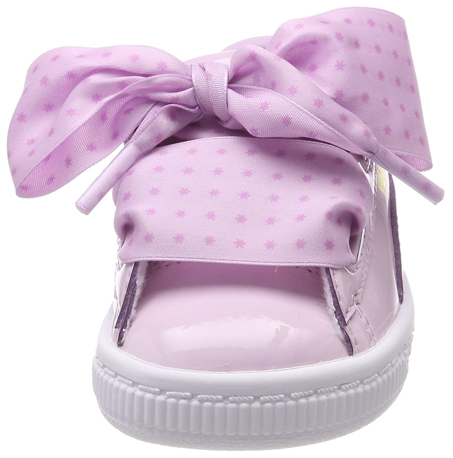 Sneakers Basses Fille Puma Basket Heart Stars Inf