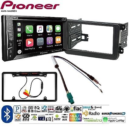 Amazon.com: Pioneer AVH-1400NEX Double DIN Apple CarPlay in-Dash w