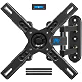 Mounting Dream Full Motion TV Wall Mounts TV Bracket with Articulating Arms for Most 17-39 Inches LED, LCD TV, TV Mount up to