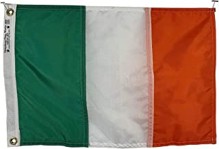 product image for 12x18 Ireland All- Weather Nylon Outdoor Flag - Made in USA