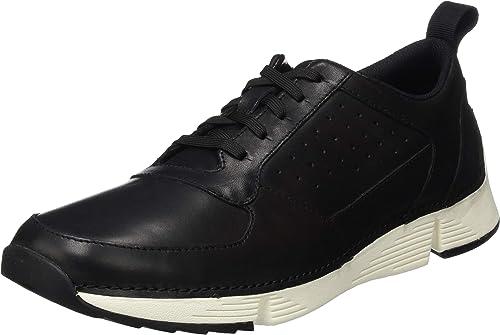 Constituir Sueño oído  Clarks Men's Tri Sprint Low-Top Sneakers: Amazon.co.uk: Shoes & Bags