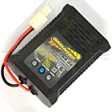 RC NX20 2A Battery Pack Charger UK 4.8V-9.6V Tamiya NiCd NiMH 100-240V New by Overlander