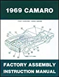 1969 Camaro Factory Assembly Manual 69 (with Bonus Decal)