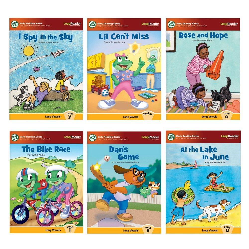 LeapFrog LeapStart, Leapfrog LeapReader Reading and Writing System, Leapfrog LeapReader Learn to Read Volume 2, Leapfrog LeapReader Books, Leapfrog Pen, Reading Kit, Learning Kit by LeapFrog LeapStart (Image #5)