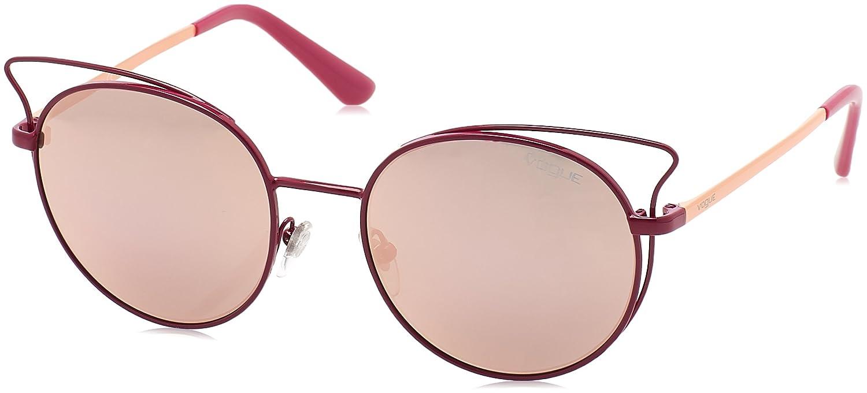 Vogue Casual Chic Gafas de Sol, Pastel Fucsia, 52 para Mujer ...