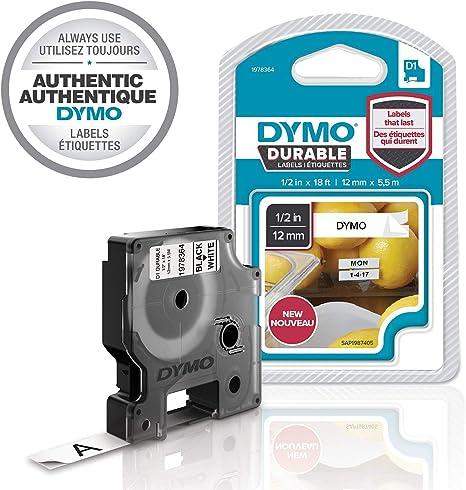 Amazon.com: Durable Industrial etiquetas para impresoras de ...