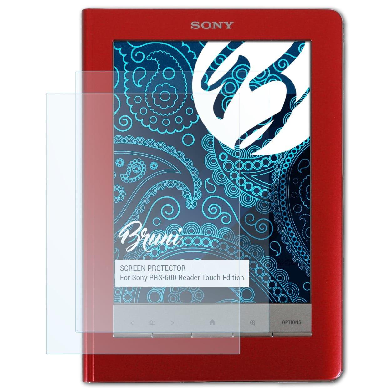 Bruni Película Protectora para Sony PRS-600 Reader Touch Edition ...