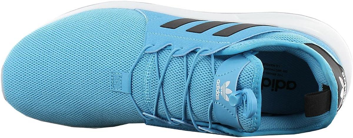 adidas Originals X PLR Chaussures pour Hommes Bleu-Noir Chaussures Homme Sneaker Baskets Multicolore