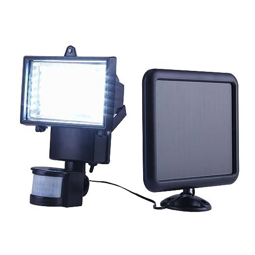 37 opinioni per Lampada Solare Luci con 60 LED da Esterno Automatica Sensore di Movimento