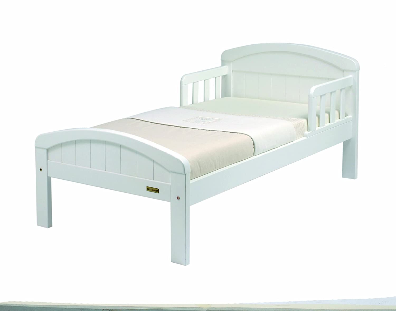East Coast Country Toddler Bed (White) East Coast Nursery Ltd 7426w