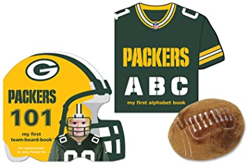 huge selection of df5b7 c51db Green Bay Packers Baby Gift Set