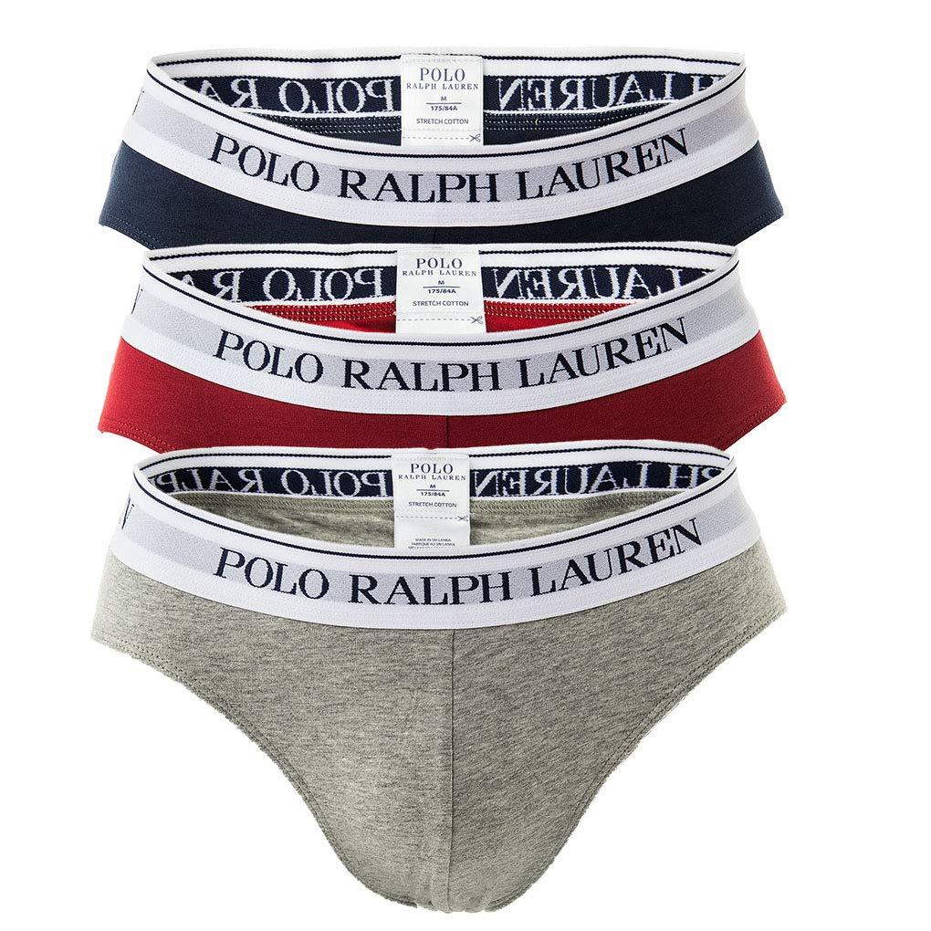 Polo Ralph Lauren Calzoncillos para Hombres, Paquete de 3 - Low ...