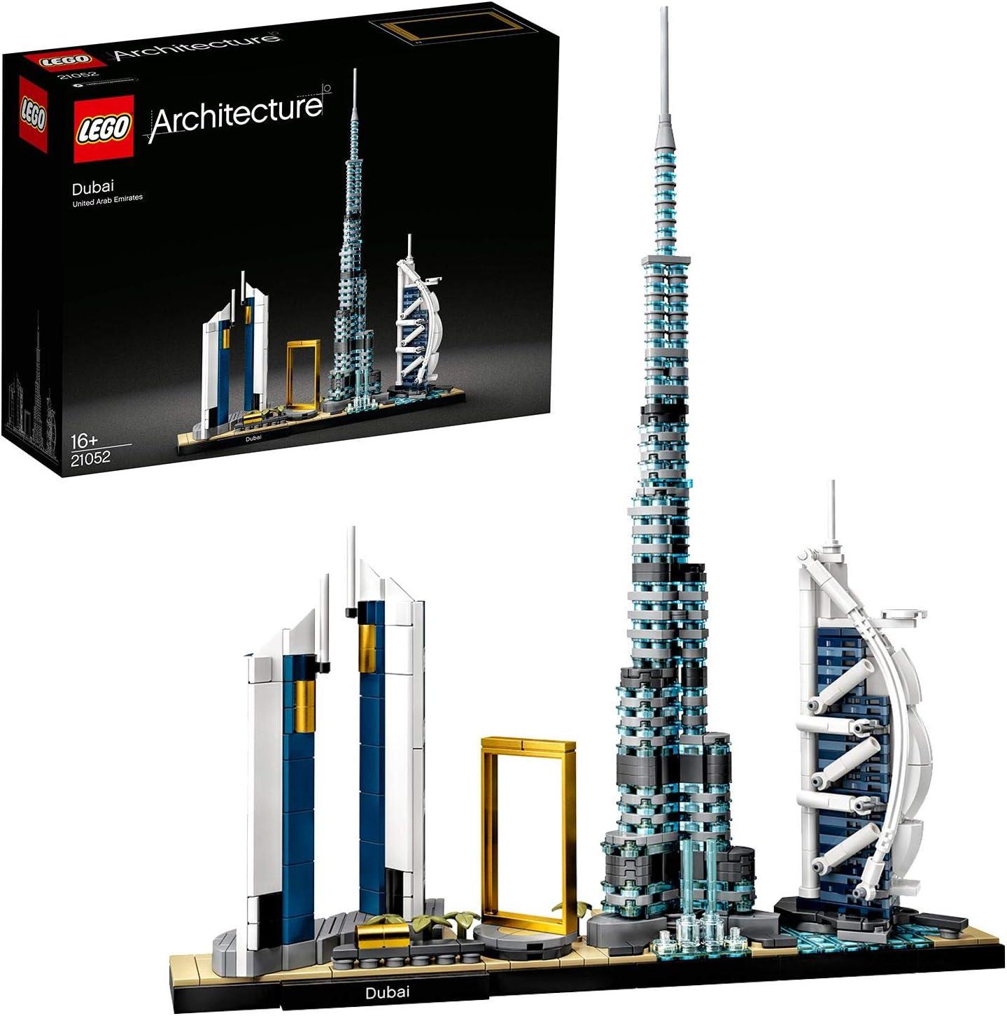 Amazon Prime - LEGO Architecture 21052 Dubai (Skyline-Kollektion) für nur 39,99€