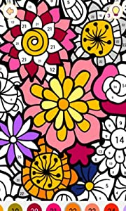 Happy Color - Coloring Art by Number by Trebon
