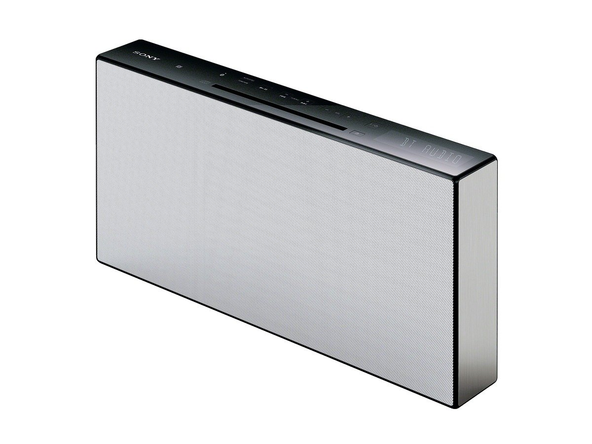ソニー SONY マルチコネクトコンポ CMT-X3CD : Bluetooth/FM/AM/ワイドFM対応 ホワイト CMT-X3CD W  ホワイト B00NBLG2CK