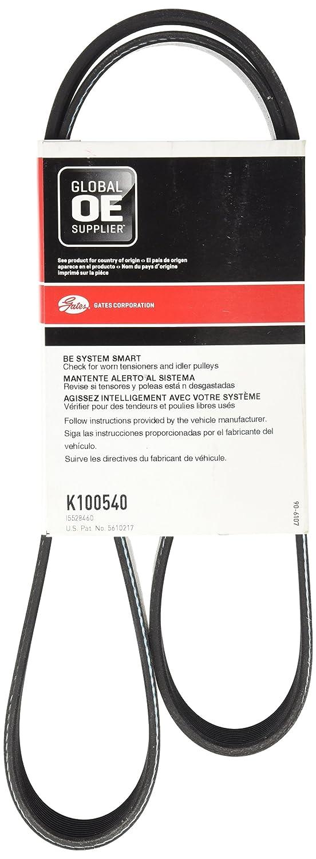 Gates K100540 Micro-V Belt
