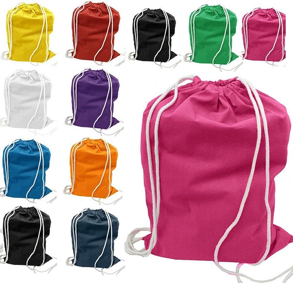 Custom Drawstring Bags Variety
