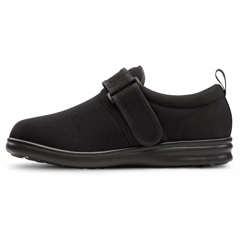 Dr Comfort Carter Mens Therapeutic Diabetic Extra Depth Shoe Lycra Velcro