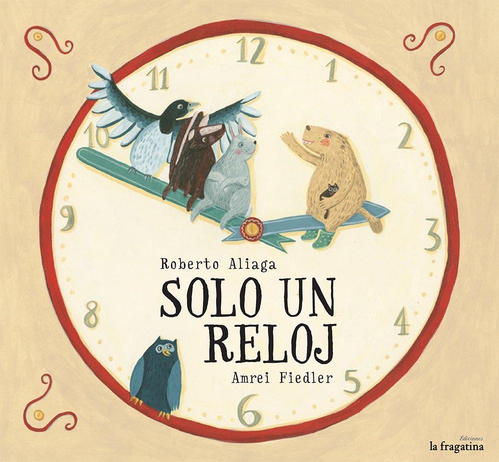 Egun bat itsasoan (Spanish) Hardcover – 2015