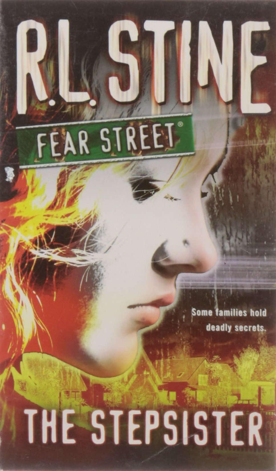 libro: The Stepsister (Fear Street, No. 9)