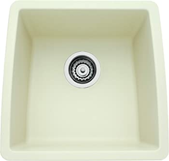 Blanco 440080 Performa Silgranit II Single Bowl Sink