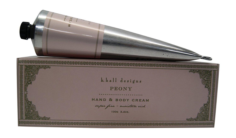 Peony Hand & Body Cream by K. Hall Designs