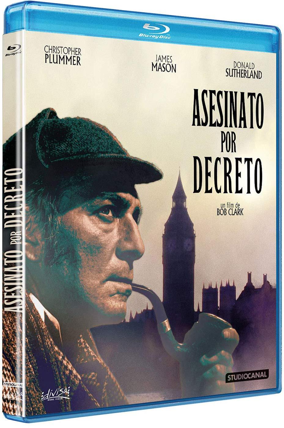 Asesinato por decreto [Blu-ray]