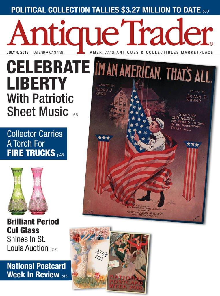 Antique Trader [Print + Kindle]: Amazon.com: Magazines