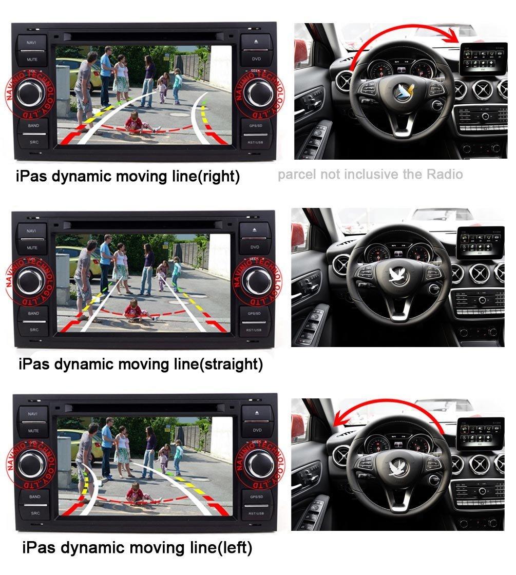 Dynavsal 170 Viewing Intelligent Dynamic Trajectory Tracks Rear ...