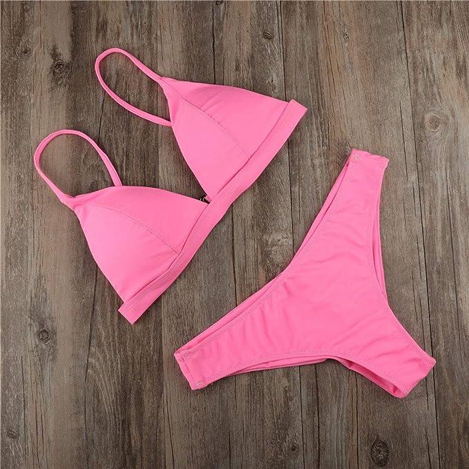 Bikini Cubrir Mujer, Bikini Cover Up Sexy Mujer Traje de Baño ...