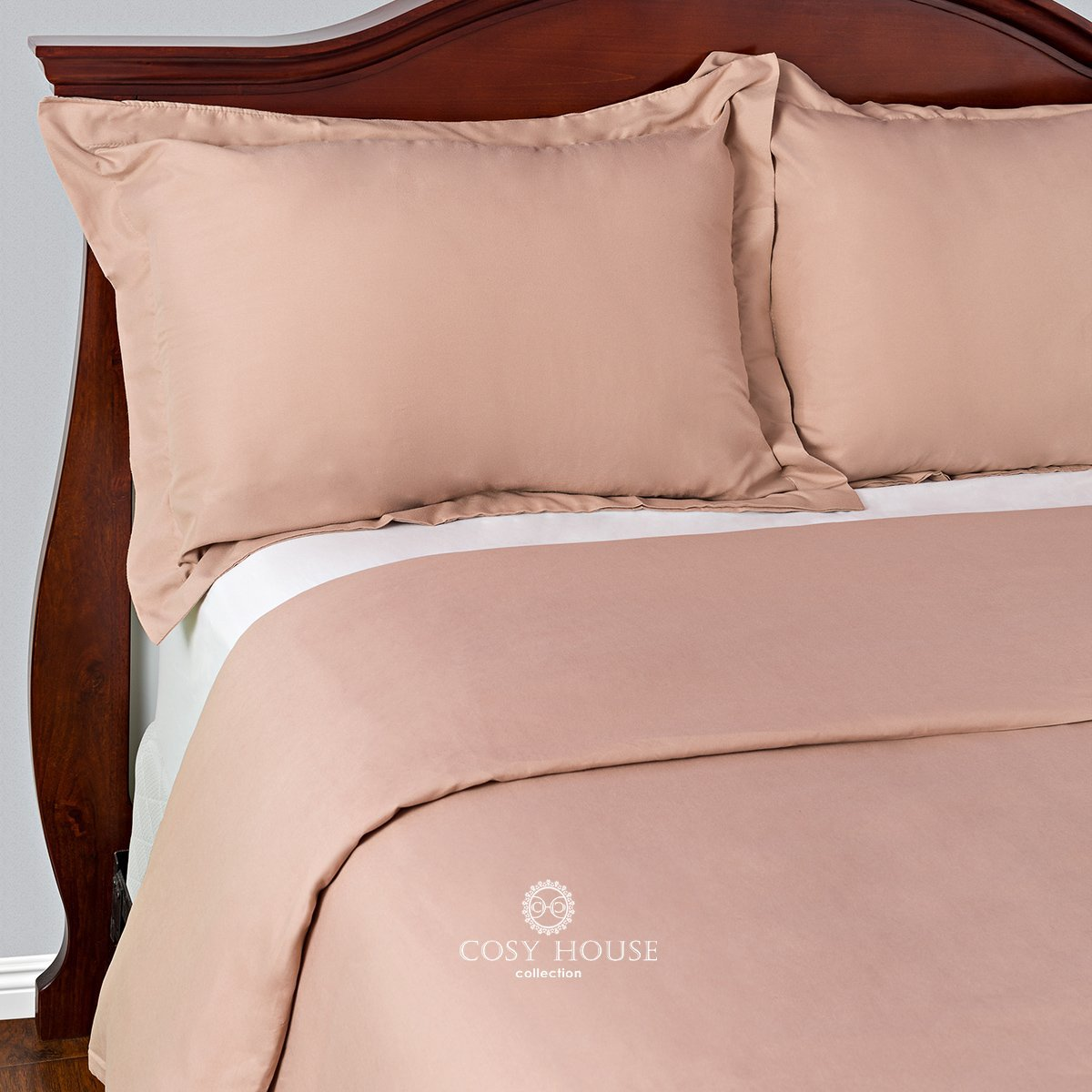Best Duvet Covers Sets 3 Piece - 100% Microfiber - Most Durable Non-Rip Comforter Covers