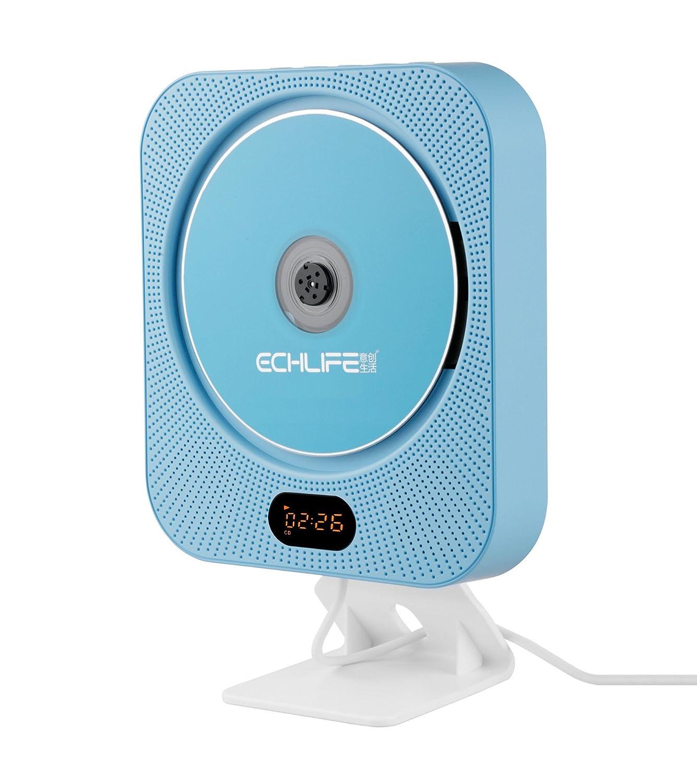 ECHLIFE Latest Wall-mounted Bluetooth Hi-Fi CD Music: Amazon.co.uk ...