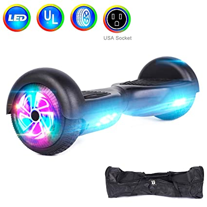 Amazon com: Refunny Electric Self-Balancing Hoverboard UL