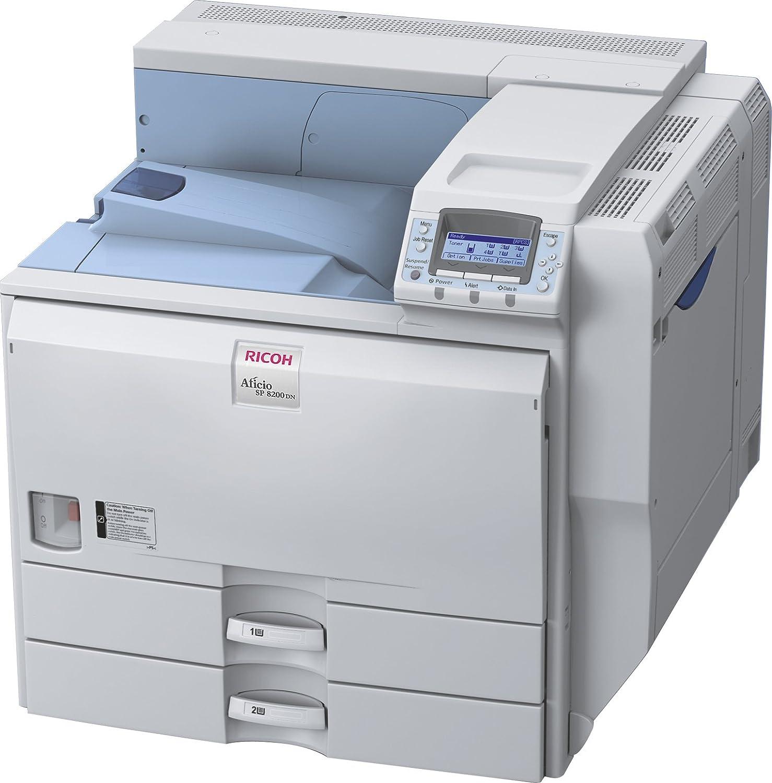 Ricoh Aficio SP 8200DN 600 x 600 dpi A3 - Impresora láser ...