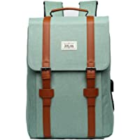 Double Shoulder Backpack For 15 Inch Laptop with